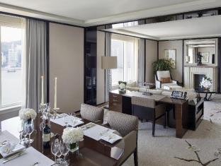 The Peninsula Hong Kong Hong Kong - Living Dining room at Grand Deluxe Harbour View Suite