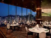 The Peninsula Hong Kong: restaurant