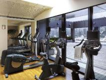 The Peninsula Hong Kong: fitness room