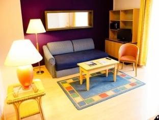 Amary City Residence Berlin - Living Room