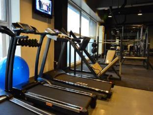 Lancaster Hotel Manila Manila - Fitness Room