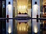 Villa en bord de mer avec grande piscine