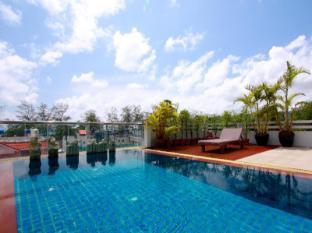 Rayaburi Hotel Patong Puketas - Patogumai