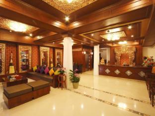 Rayaburi Hotel Patong Phuket - avla
