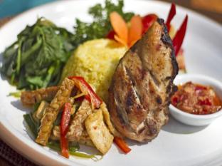 アラム サリ ケリキ ホテル バリ島 - 食べ物/飲み物