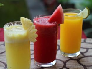 Putri Ayu Cottages Bali - Alimentos e Bebidas