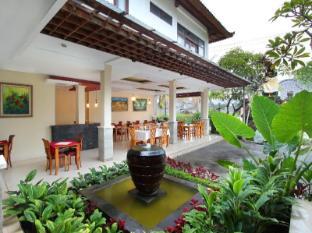 Putri Ayu Cottages Balis - Restoranas