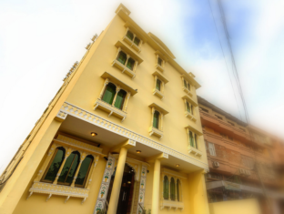ZO Rooms SC Road Sindhi Camp 1st and 2nd Floor-Jaipur