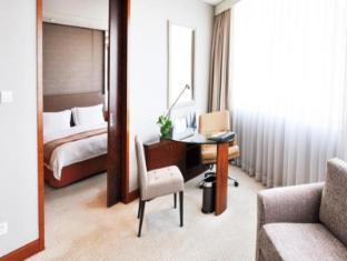 Howard Johnson Caida Plaza Shanghai Shanghai - Guest Room