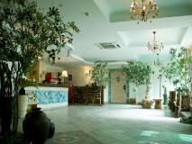 Incheon Airport Benikea Oceanside Hotel: lobby
