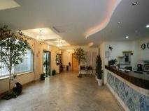 Incheon Airport Benikea Oceanside Hotel: reception