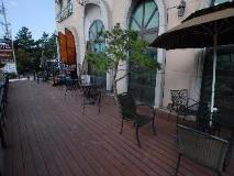Incheon Airport Benikea Oceanside Hotel: balcony/terrace