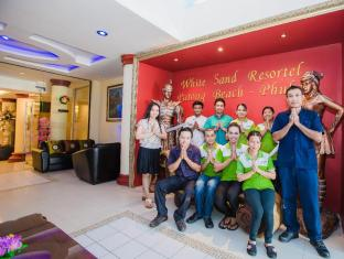 White Sand Resortel Phuket - Recepció