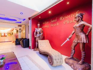 White Sand Resortel Phuket - Rezeption