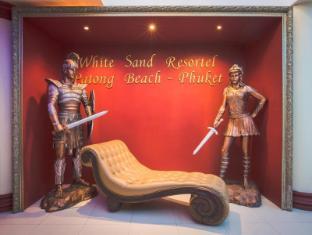 White Sand Resortel Πουκέτ - Υποδοχή