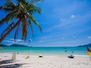 White Sand Resortel Phuket - Exterior de l'hotel