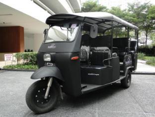 Fraser Suites Sukhumvit Serviced Apartment Bangkok - Tuk Tuk service