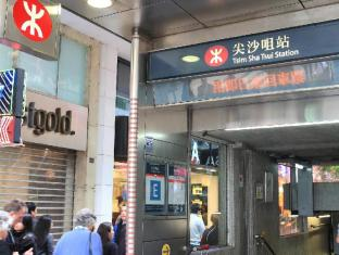 Imperial Hotel Hong Kong - Transporte nas proximidades