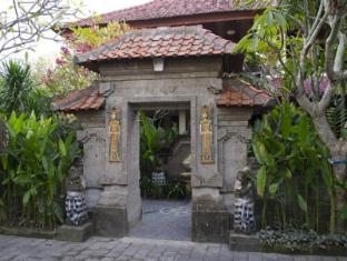 Flamboyan Hotel Bali Bali - Entrance