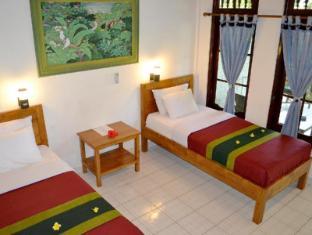 Flamboyan Hotel Bali Bali - Guest Room (Twin)