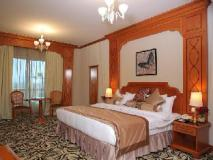Emirates Concorde Hotel & Residence: guest room