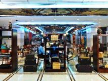 Emirates Concorde Hotel & Residence: coffee shop/cafe