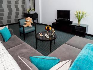 Flora Creek Deluxe Hotel Apartments Dubai - Gastenkamer