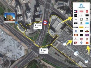 Flora Creek Deluxe Hotel Apartments Dubai - Nabij attractie