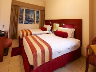 Tamani Marina Hotel and Hotel Apartments Dubai - Twin Room