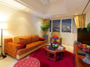 Tamani Marina Hotel and Hotel Apartments Dubai - Living Room