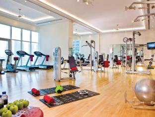 Tamani Marina Hotel and Hotel Apartments Dubai - Fitness Room