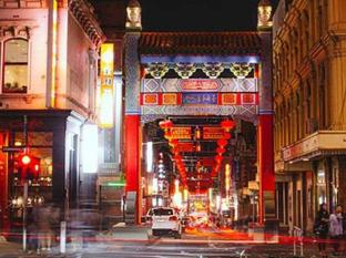 City Garden Hotel Melbourne - China Town Melbourne CBD