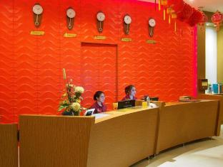 Baron Beach  Hotel Pattaya - Reception Desk