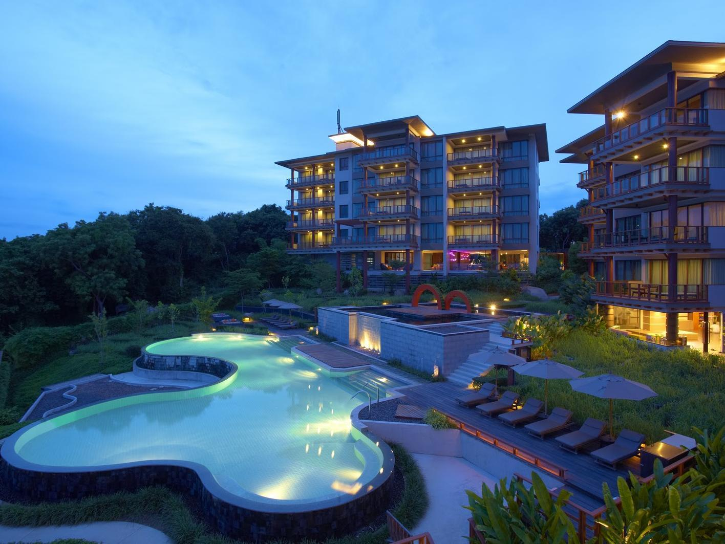 ShaSa Resort & Residences, Koh Samui1