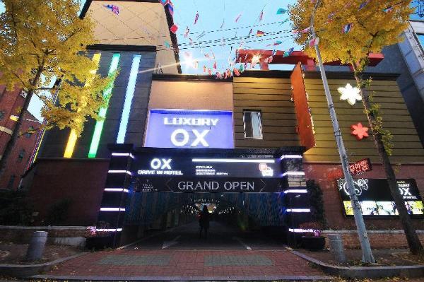 Gwangju Cheomdan OX Self check-in Motel Gwangju Metropolitan City