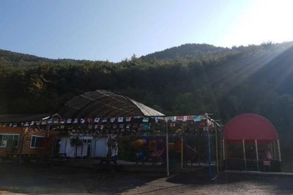 Changnyeong Star Forest Glamping Pension Changnyeong-gun