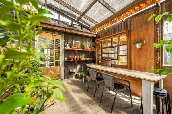 Ganghwa-do The Haru Pension (cafe itself, MD recommended) Incheon
