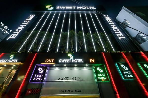 Daegu Gyeongbuk University Sweet Hotel Daegu