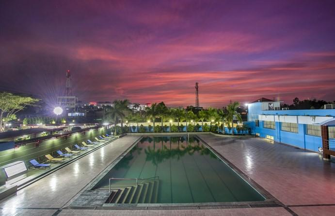 Hotel Naz Garden, Bogra