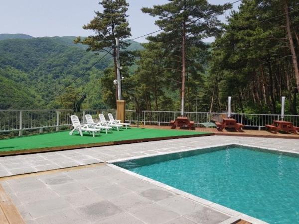 Hamyang Yongchu Solbat Tourist Farm Pension Geochang-gun