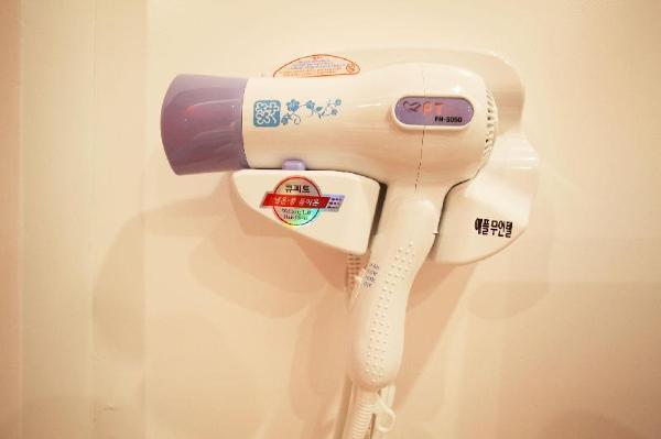 Geumsan Apple Self check-in Motel Jeonju-si