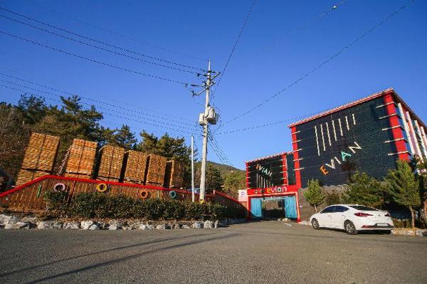 Miryang Evian Car Self check-in Motel Miryang-si