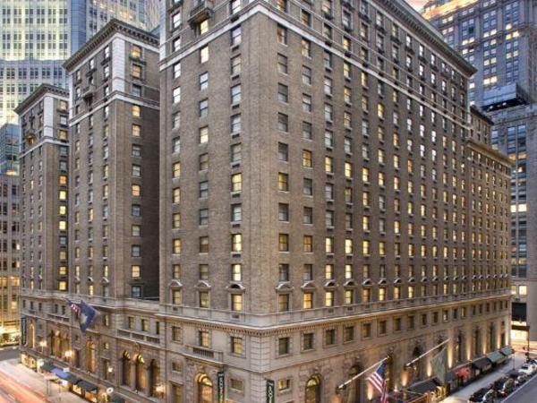 THE ROOSEVELT HOTEL NEW YORK New York