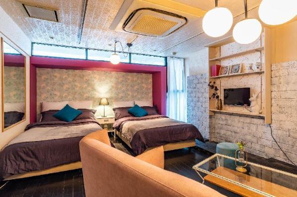Le Clos Bijou Suites - Gesthaus Le Croville 4F Osaka