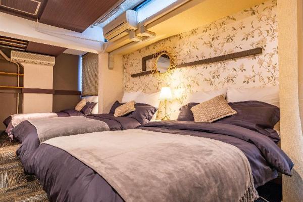 Le Clos Bijou Suites - Gesthaus Le Clovel 3F Osaka