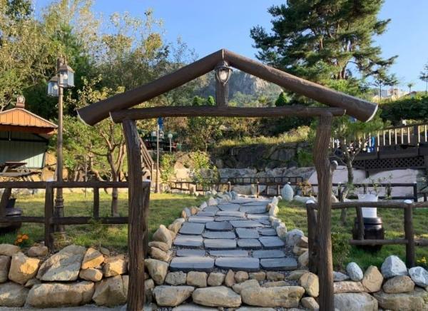Hapcheon Sky Garden Pension Daegu