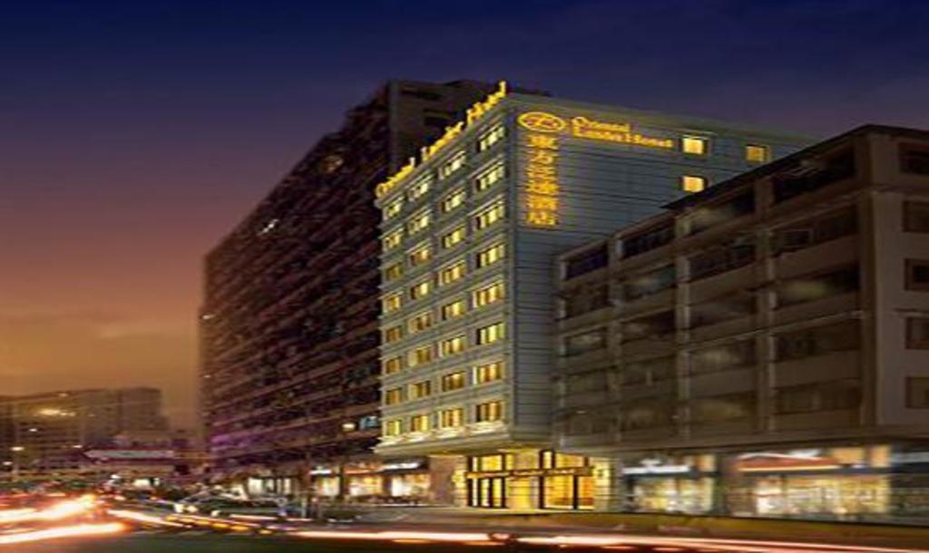 จองโรงแรม Oriental Lander Hong Kong