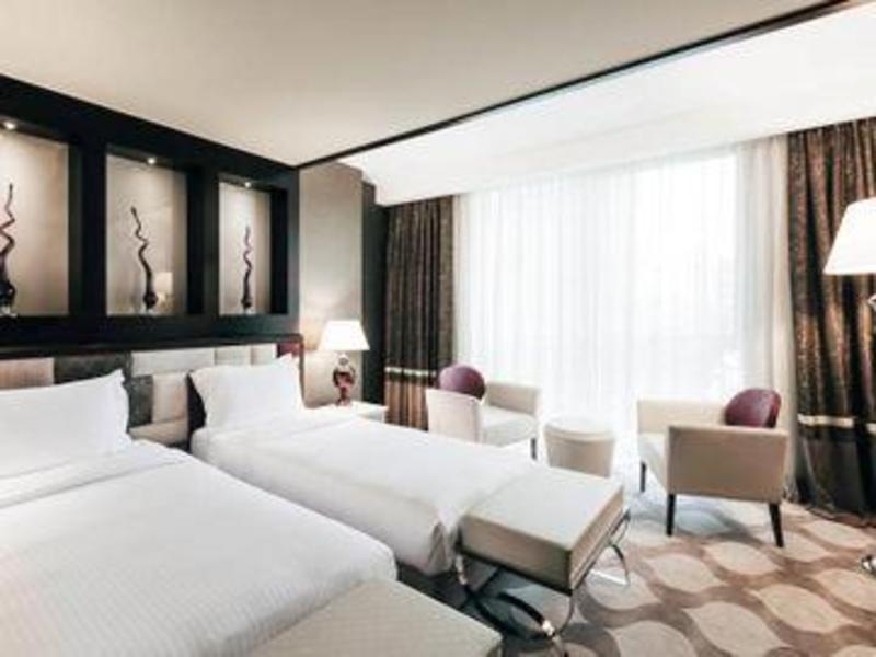 The Elysium Istanbul Hotel in Turkey