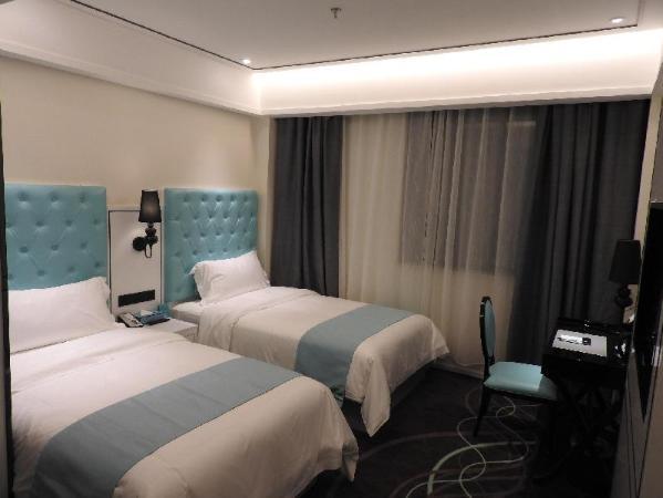 Xana Hotelle Ankang High-tech Zone Huayuan Avenue Modern City Branch Ankang