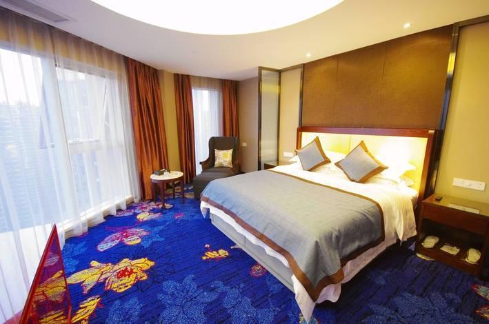 Leshan Panlong Yinzuo Hotel, Leshan